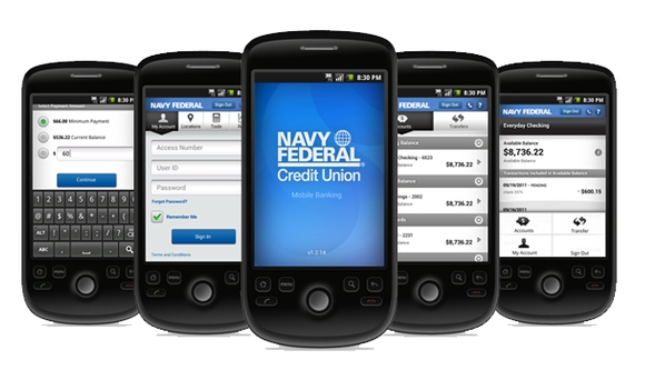 Rebuild Credit With a Navy Federal Credit Union nRewards Secured Credit Card