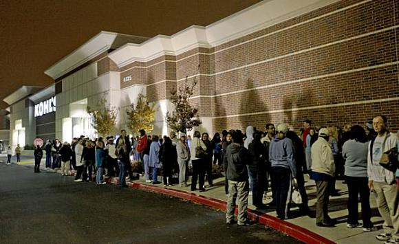 Black Friday Shopping Brings Black Friday Store Credit Card Deals