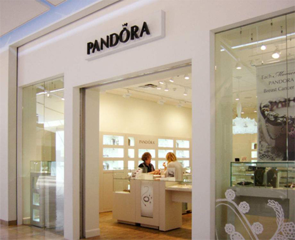Pandora Jewelry Credit Score Needed for Store Credit Card